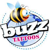 Temporary Transfer Tattoo vendors logo
